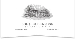 Geo. J. Carroll & Son Funeral Home